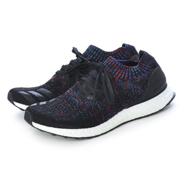 Adidas Ultraboost Uncaged Core Black Active Red